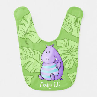 Custom Baby Bibs | Jungle Baby Gift Ideas