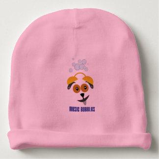 Custom baby Cotton Beanie with motive for dog Baby Beanie
