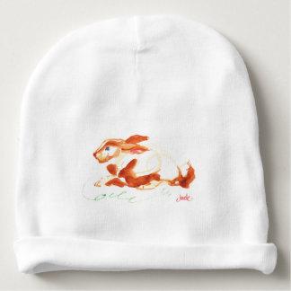 Custom Baby Cotton Bunny Beanie Baby Beanie