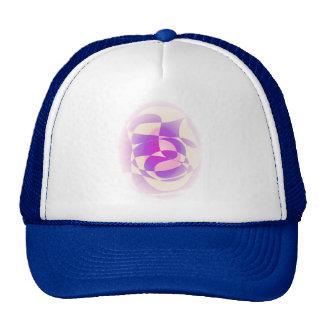 Custom Background Color Haze Trucker Hat