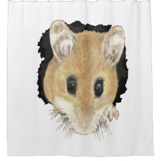 Custom Background Color Novelty Mouse Animal Art