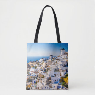 Custom bag Santorini