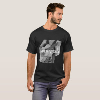 Custom band t SUPER-VISION T-Shirt