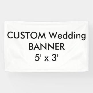 Custom Banner 5' x 3'