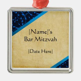 Custom Bar Mitzvah Ornament Favors