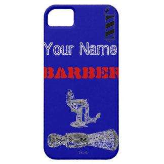 Custom Barber IPhone Case
