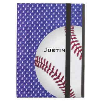 Custom Baseball iPad Air Case