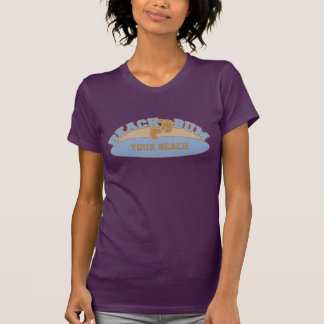 Custom Beach Bum shirts - choose style, color