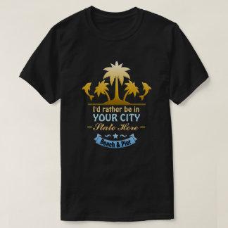 Custom Beach Shirt