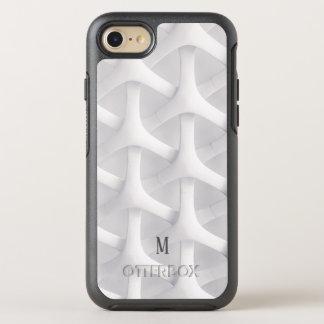 Custom beautiful pattern fashion style rich looks OtterBox symmetry iPhone 8/7 case