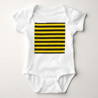 Custom Bee Baby Jersey Bodysuit