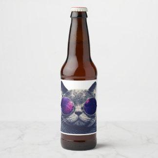 "Custom Beer Bottle Label (4"" x 3.5"")"