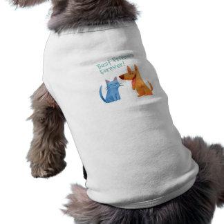 Custom Best Friends Forever Dog Shirt