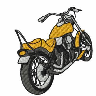 Custom Biker Embroidered Shirt