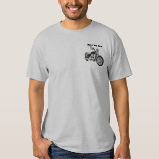 Custom Biker Embroidered Shirt