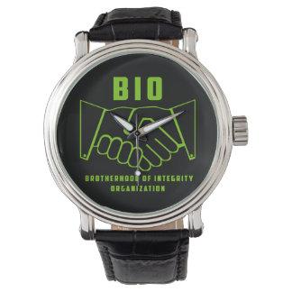 Custom BIO Watch - Various Styles
