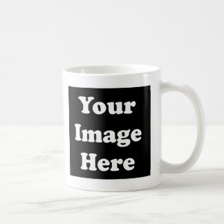 Custom Blank Template Coffee Mug