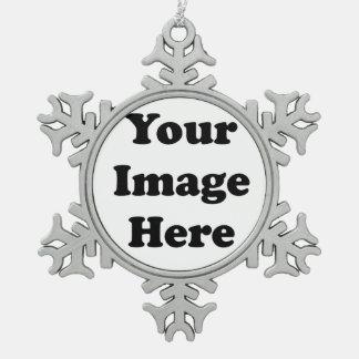 Custom Blank Template Ornament
