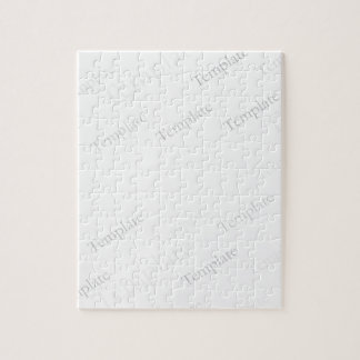Custom Blank Template Puzzle