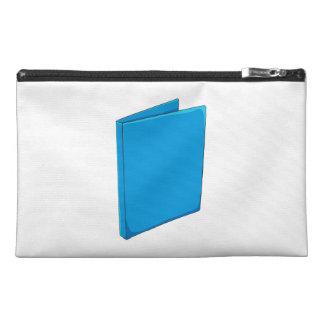 Custom Blue Binder Folder Mugs Hats Buttons Pins Travel Accessories Bag