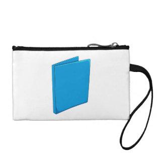 Custom Blue Binder Folder Mugs Hats Buttons Pins Coin Wallet