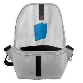 Custom Blue Binder Folder Mugs Hats Buttons Pins Courier Bags