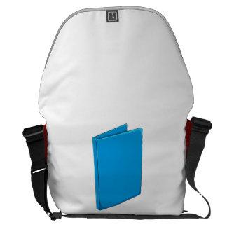 Custom Blue Binder Folder Mugs Hats Buttons Pins Messenger Bags