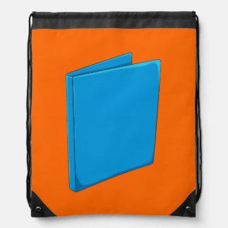 Custom Blue Binder Folder Mugs Hats Buttons Pins Backpack