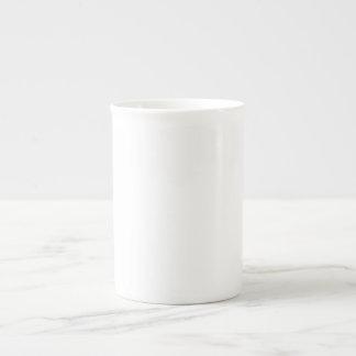 Custom Bone China Mug Tea Cup
