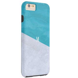Custom brush effects pattern rich simple fashion tough iPhone 6 plus case