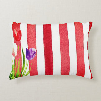 """Custom Brushed Polyester Accent Pillow 16"""" x 12"""
