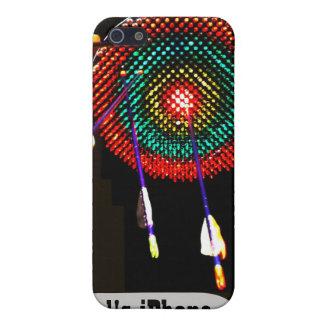 Custom Bullseye and Arrows 4/4S Case iPhone 5 Cases