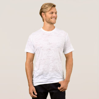 Custom Burnout Tee Shirt