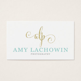 Custom Business Cards for Amy Lachowin
