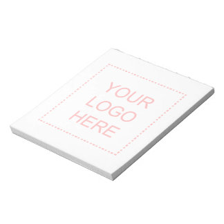 Custom business logo note pads | Office supply