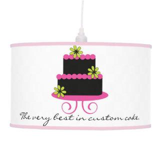 Custom Cake Boutique Style Pendant Lamp Light