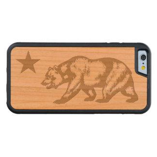 Custom California Flag Cherry iPhone 6 Bumper Case
