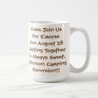 Custom Camping 15 oz Classic White Mug By Zazz_It