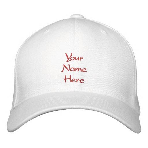 Custom Cap / Hat Custom Baseball Cap