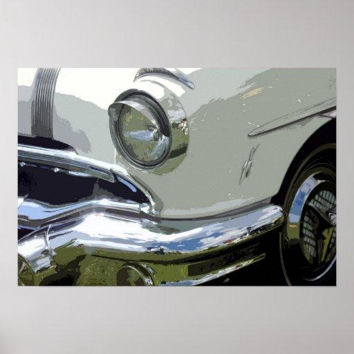 CUSTOM CAR 11 POSTERS