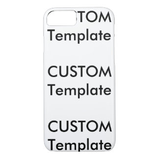 Custom Case-Mate Barely There iPhone 7 Case