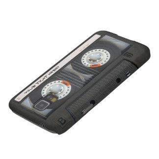 Custom Cassette Mixtape Galaxy S5 Cover