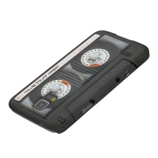 Custom Cassette Mixtape Galaxy S5 Covers