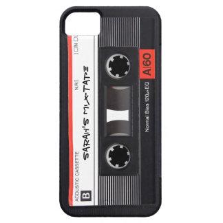 Custom Cassette Tape iPhone 5 Cover