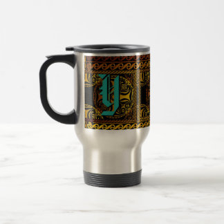 Custom Celtic Panel Art Mug