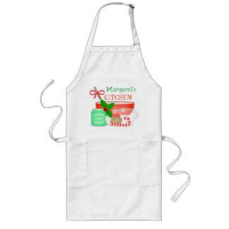 Custom Christmas Baker's / Cook  Apron