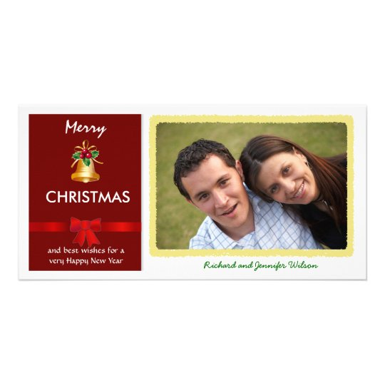 Custom Christmas Holiday Photo Cards