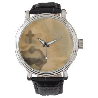 Custom clock hearth watch