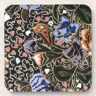 Custom coasters with batik pattern#26