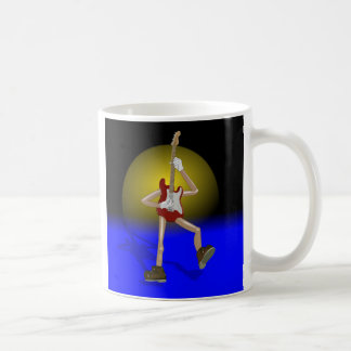 Custom Coffee Mug for Guitarist